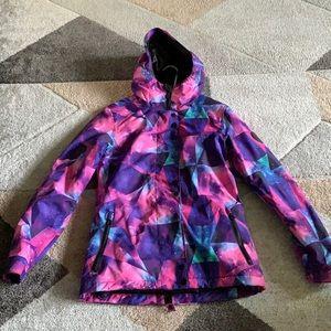 Aperture snowboarding jacket